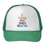 I Love My Boer Goats Trucker Hat