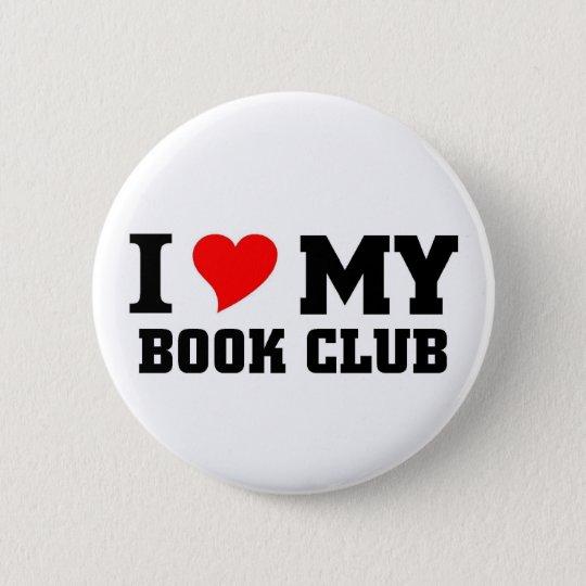 I love my Book Club Button