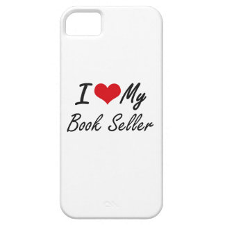 I love my Book Seller iPhone 5 Covers