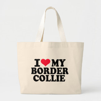 I love my Border Collie Bags