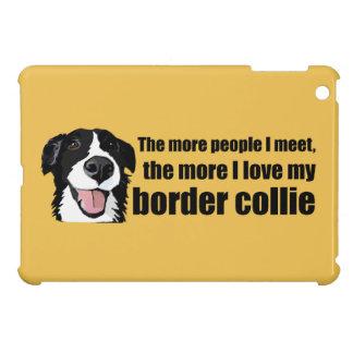 I love my border collie case for the iPad mini