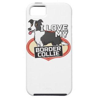 I Love my Border Collie iPhone SE/5/5s Case