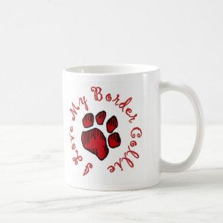 I Love My Border Collie!!~Mug Coffee Mug
