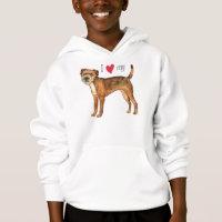 I Love my Border Terrier