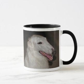 I Love My Borzoi! Coffee Mug