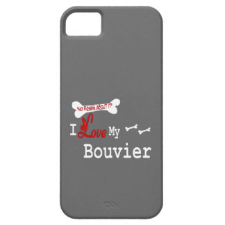 I Love My Bouvier des Flandres iPhone SE/5/5s Case