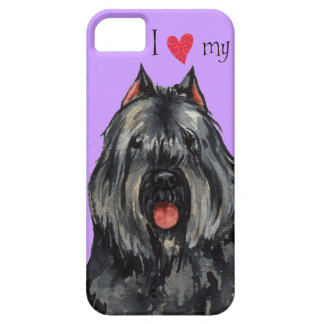 I Love my Bouvier iPhone SE/5/5s Case