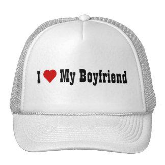 I Love My Boyfriend (4) Hat