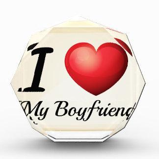 I love my boyfriend award