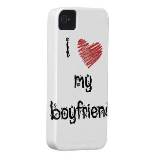 I love my boyfriend Case-Mate iPhone 4 case