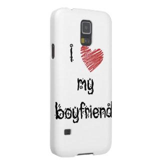 I love my boyfriend galaxy s5 cases