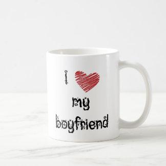 I love my boyfriend coffee mug