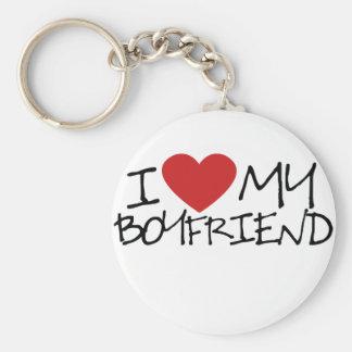 I love my BOYFRIEND Keychain