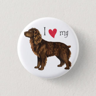 I Love my Boykin Spaniel Button