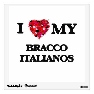 I love my Bracco Italianos Room Graphic