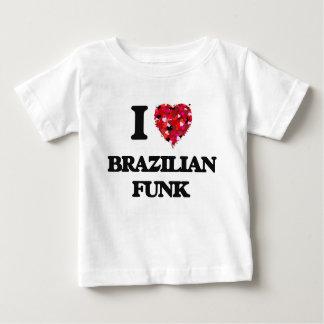I Love My BRAZILIAN FUNK T-shirt
