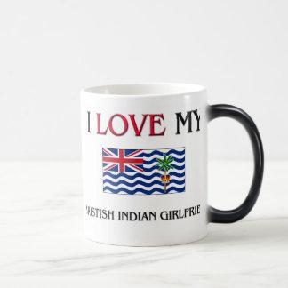 I Love My Bristish Indian Girlfriend Mug