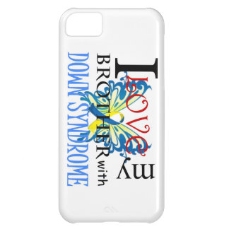 I Love My Brother with Down Syndrome Cover For iPhone 5C