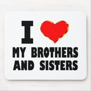 I Love My Brother Electronics Tech Accessories Zazzle