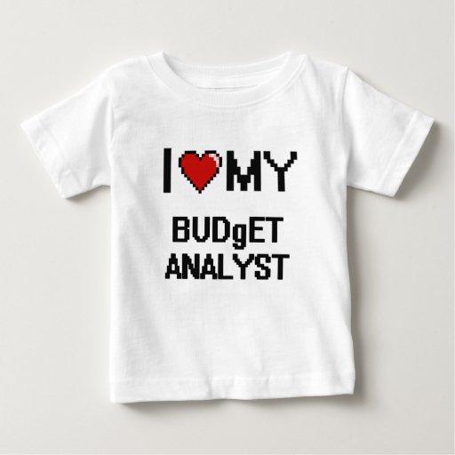 I love my Budget Analyst Tshirts T-Shirt, Hoodie, Sweatshirt