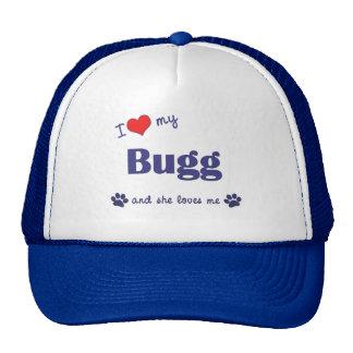 I Love My Bugg (Female Dog) Trucker Hat