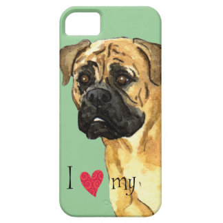 I Love my Bullmastiff iPhone SE/5/5s Case