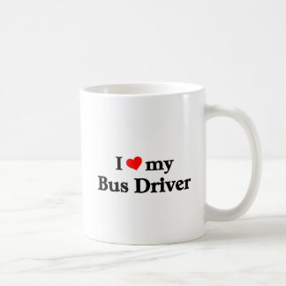 I love my Bus driver Coffee Mug