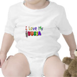 I Love my Busia (Polish Grandmother) T Shirt