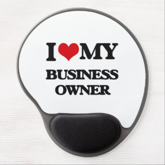 I love my Business Owner Gel Mouse Pad