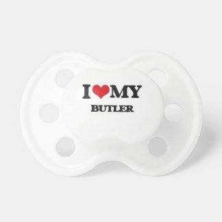 I love my Butler Baby Pacifiers