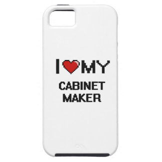 I love my Cabinet Maker iPhone 5 Cases