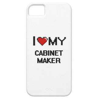 I love my Cabinet Maker iPhone 5 Cover