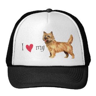 I Love my Cairn Terrier Trucker Hat