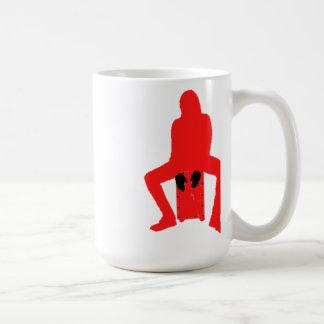 I Love My Cajon mug