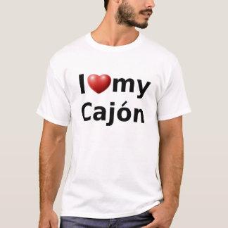 I Love My Cajón T-Shirt