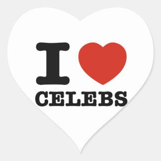 I love my caleb heart sticker