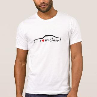 I Love My Camaro T-shirts