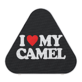 I LOVE MY CAMEL SPEAKER