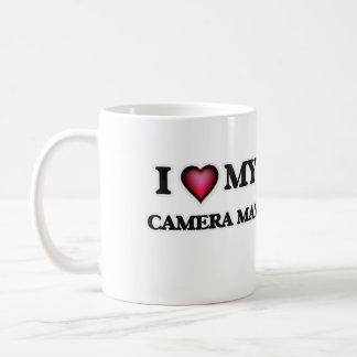 I love my Camera Man Coffee Mug