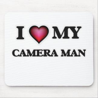 I love my Camera Man Mouse Pad