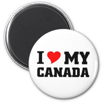 I love my Canada Magnets