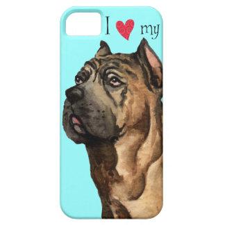 I Love my Cane Corso iPhone SE/5/5s Case