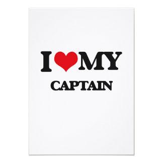 I love my Captain Invites