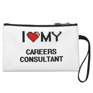 I love my Careers Consultant Wristlet Purse