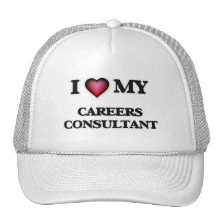 I love my Careers Consultant Trucker Hat
