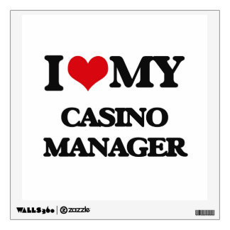 I love my Casino Manager Room Decals