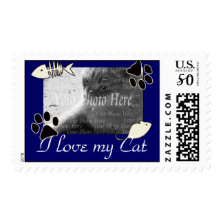 I love my Cat Postage