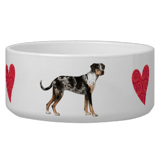 I Love my Catahoula Bowl