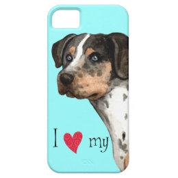 I Love my Catahoula iPhone SE/5/5s Case