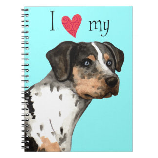 I Love my Catahoula Notebook